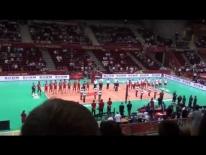 Videorelacja z Mistrzostw Świata w Piłce Siatkowej Mężczyzn